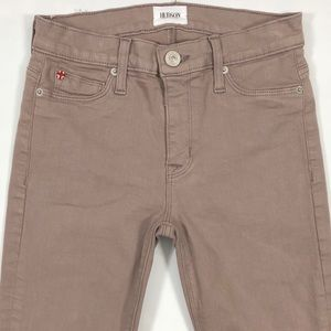 Hudson Nico MidRise Super Skinny Jeans Size 26